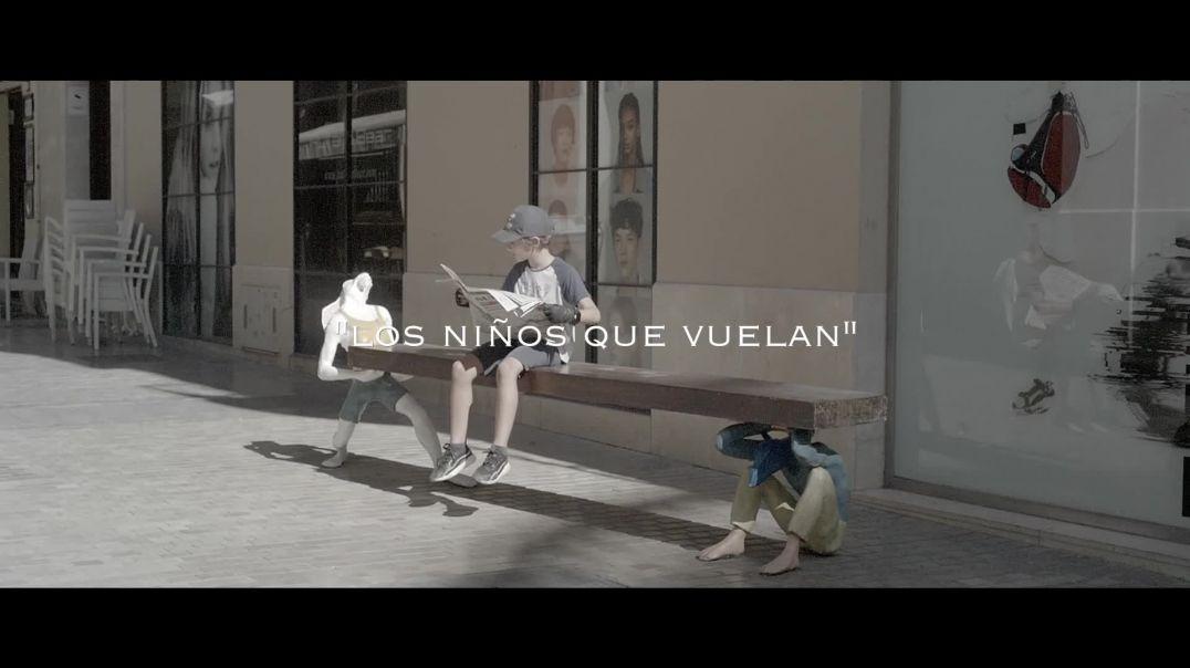 LOS NIÑOS QUE VUELAN