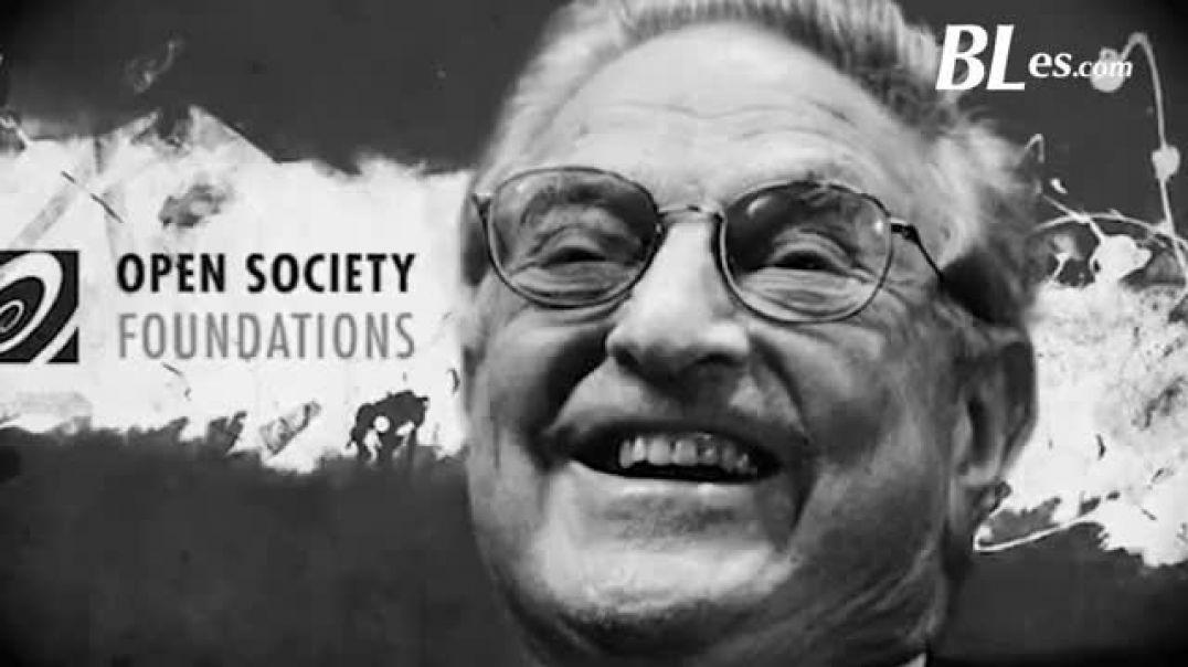 La Fundación Open Society del mundialista de la élite GEORGE SOROS