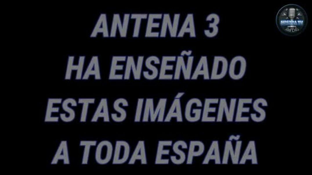 CENSURADO- TV CORTA LO OCURRIDO PARA MANIPULAR LA OPINIÓN PÚBLICA HACIA LOS MANIFESTANTES