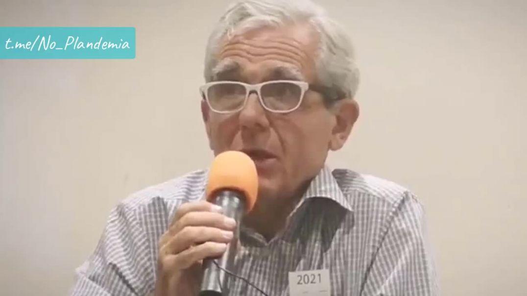Dr. Antonio Aguirre Médico, cirujano que habla la verdad  y con absoluta claridad.