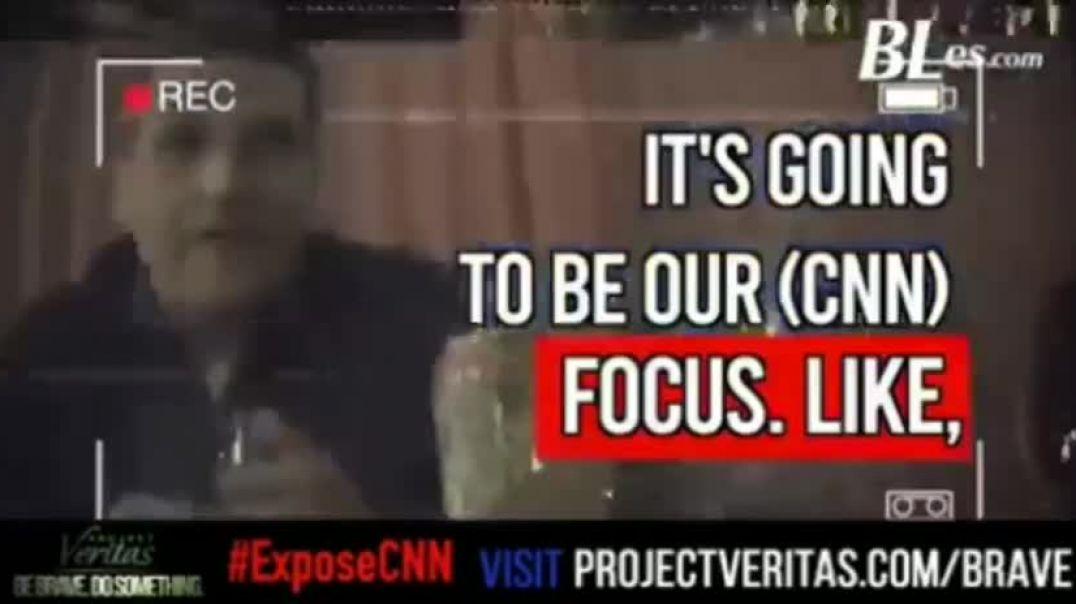 Cámara oculta a un directivo de la CNN