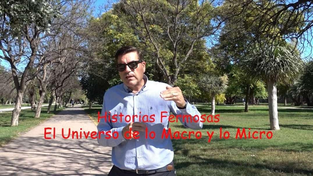 EL UNIVERSO DE LO MICRO DE LO MACRO. HF-7