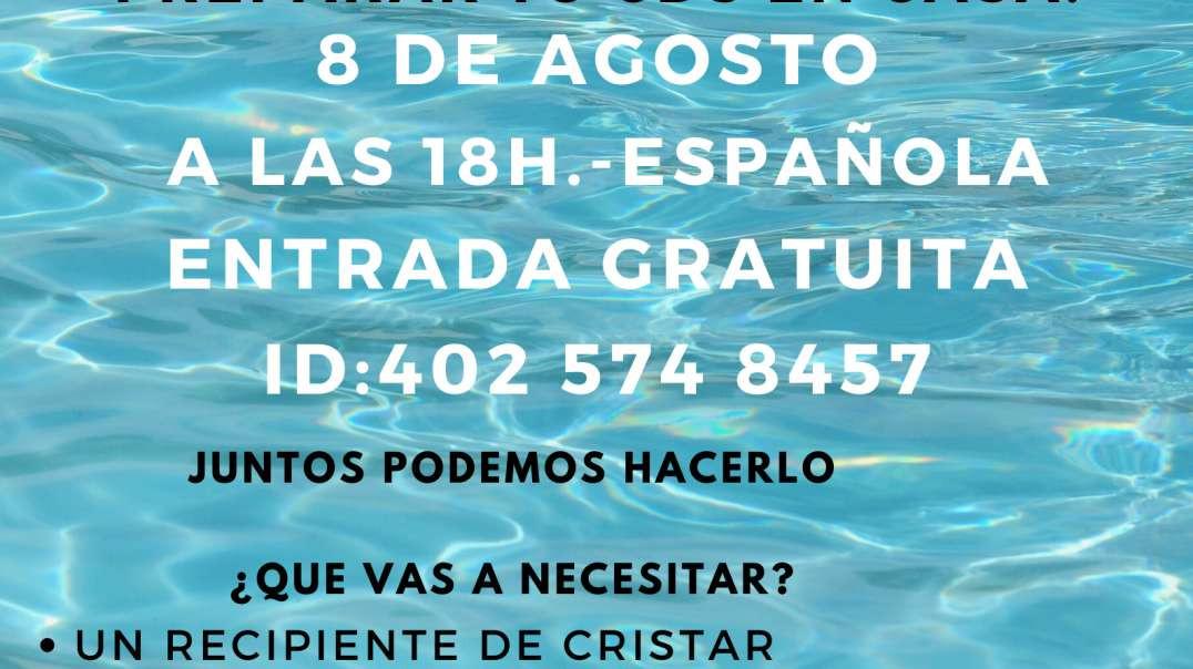 APRENDEMOS JUNTOS A PREPARAR CDS EN CASA WEBINAR GRATUITO