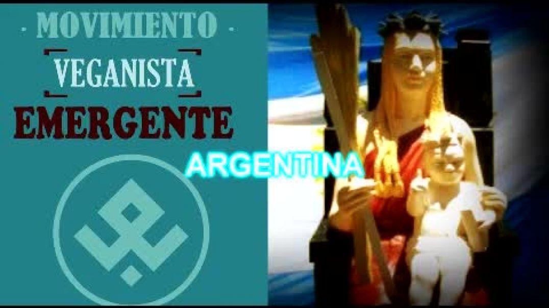 PRESENTACION DEL MOVIMIENTO VEGANISTA EMERGENTE DE ARGENTINA