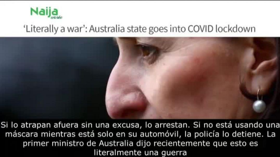 Declaración de Estado de Guerra Mundial es Oficial: Primer Ministro de Australia lo Confirma