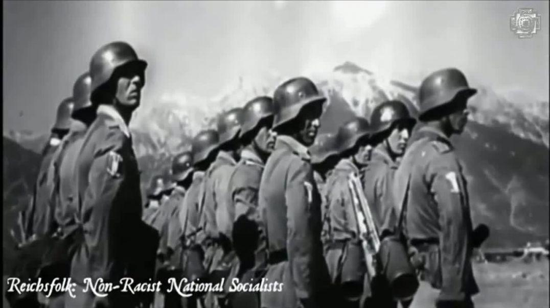 GENTILES DEL MUNDO UNIDOS, El Ejercito multirracial que lucho junto al Tercer Reich.
