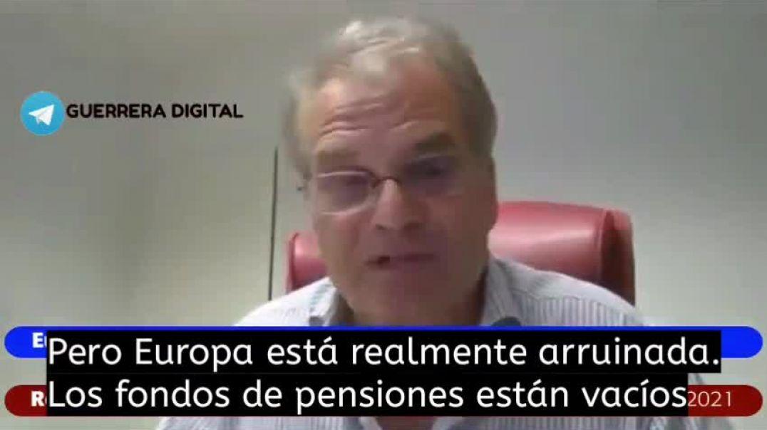 REINER FUELLMICH EUROPA ESTÁ EN UN COLAPSO FINANCIERO