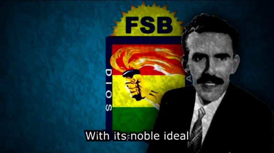himno de Falange Socialista Boliviana