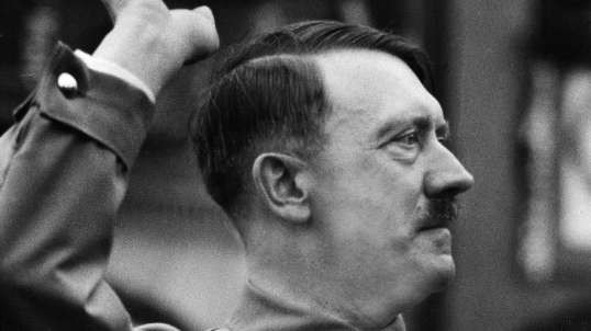 WHAT IS EUROPE? - ADOLF HITLER