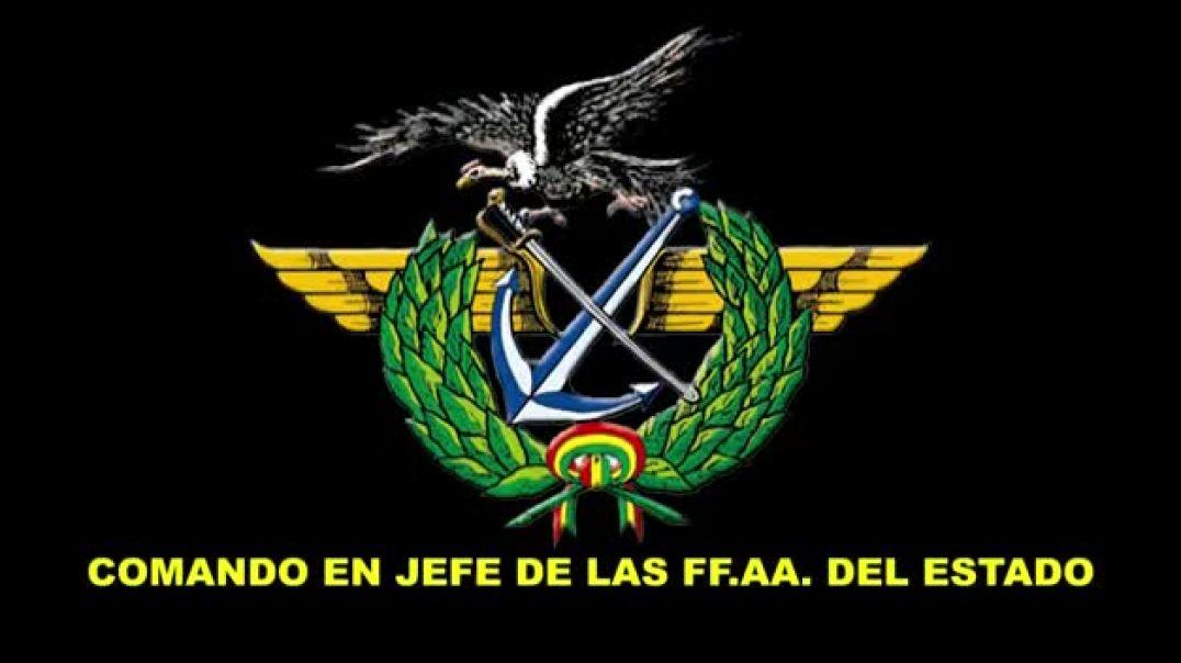 F10 , ejército de Bolivia