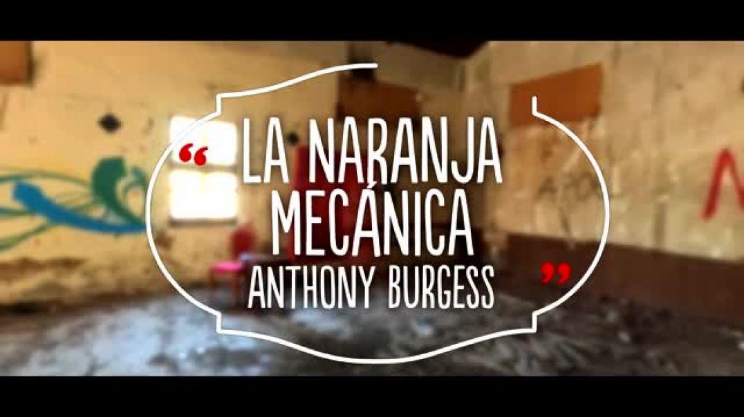 ? La naranja mecánica   Novela de Anthony Burgess    Análisis   Club de los lectores muermo