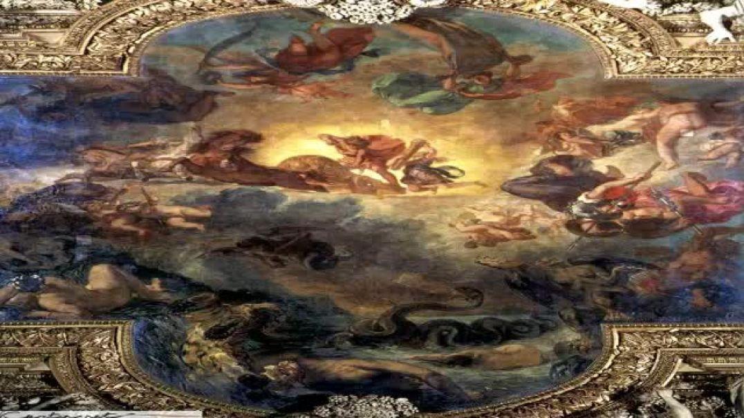 3) El Mesías Judío o Rey del Mundo Revelado - La Serpiente o Dragón Antiguo Universal