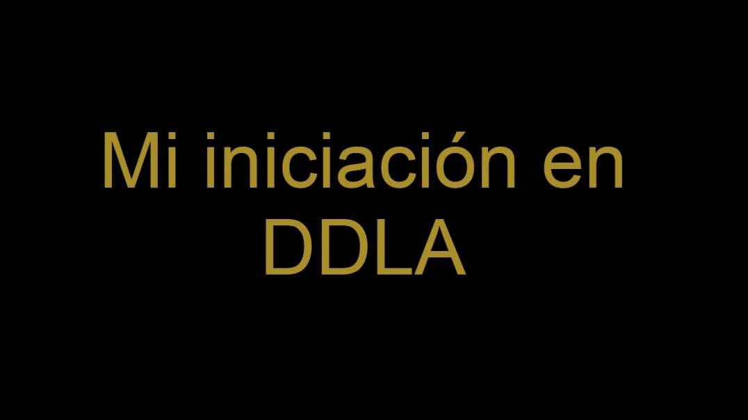 Mi iniciación en DDLA