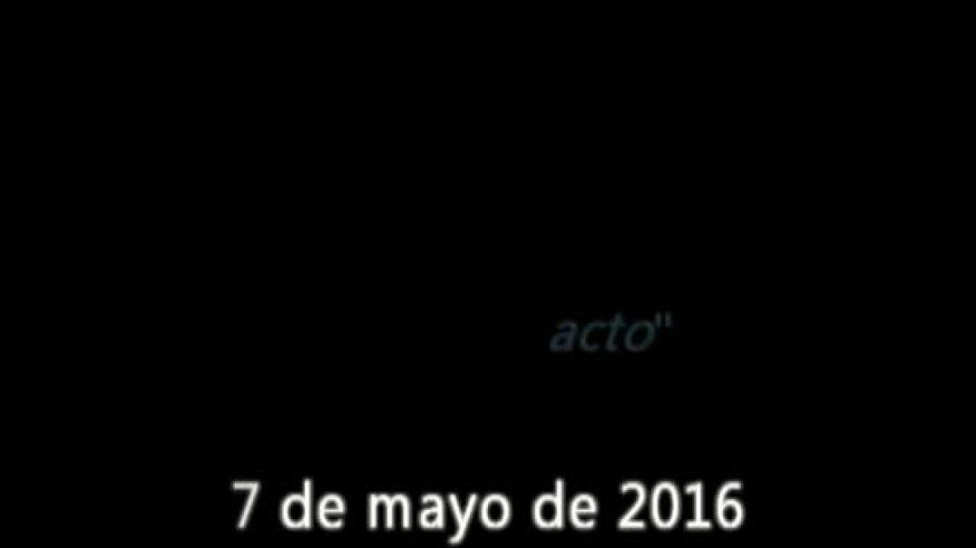 PONENCIA. DE LA ENERGIA DEL PENSAMIENTO AL CIERRE DEL ACTO_7-MAYO-2016