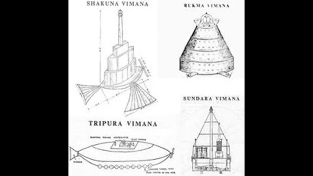 Información sobre los vimanas