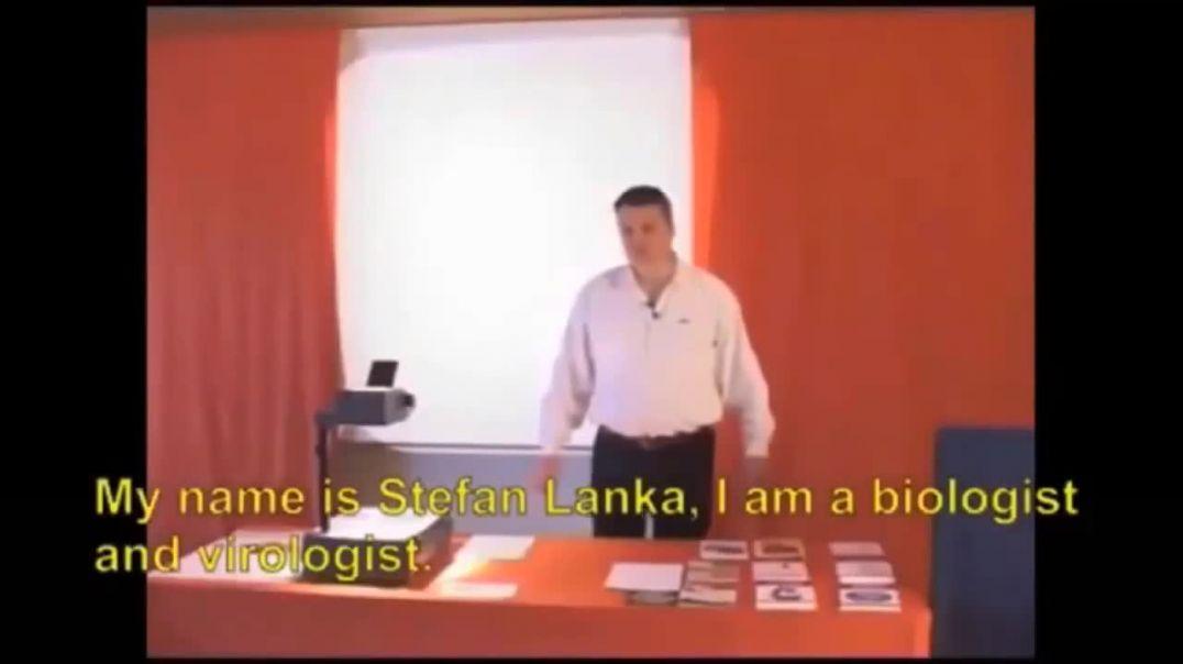 PRESTIGIOSO EXPERTO, EL DOCTOR _Stefan Lanka desmonta en media hora la gran farsa de la medicina